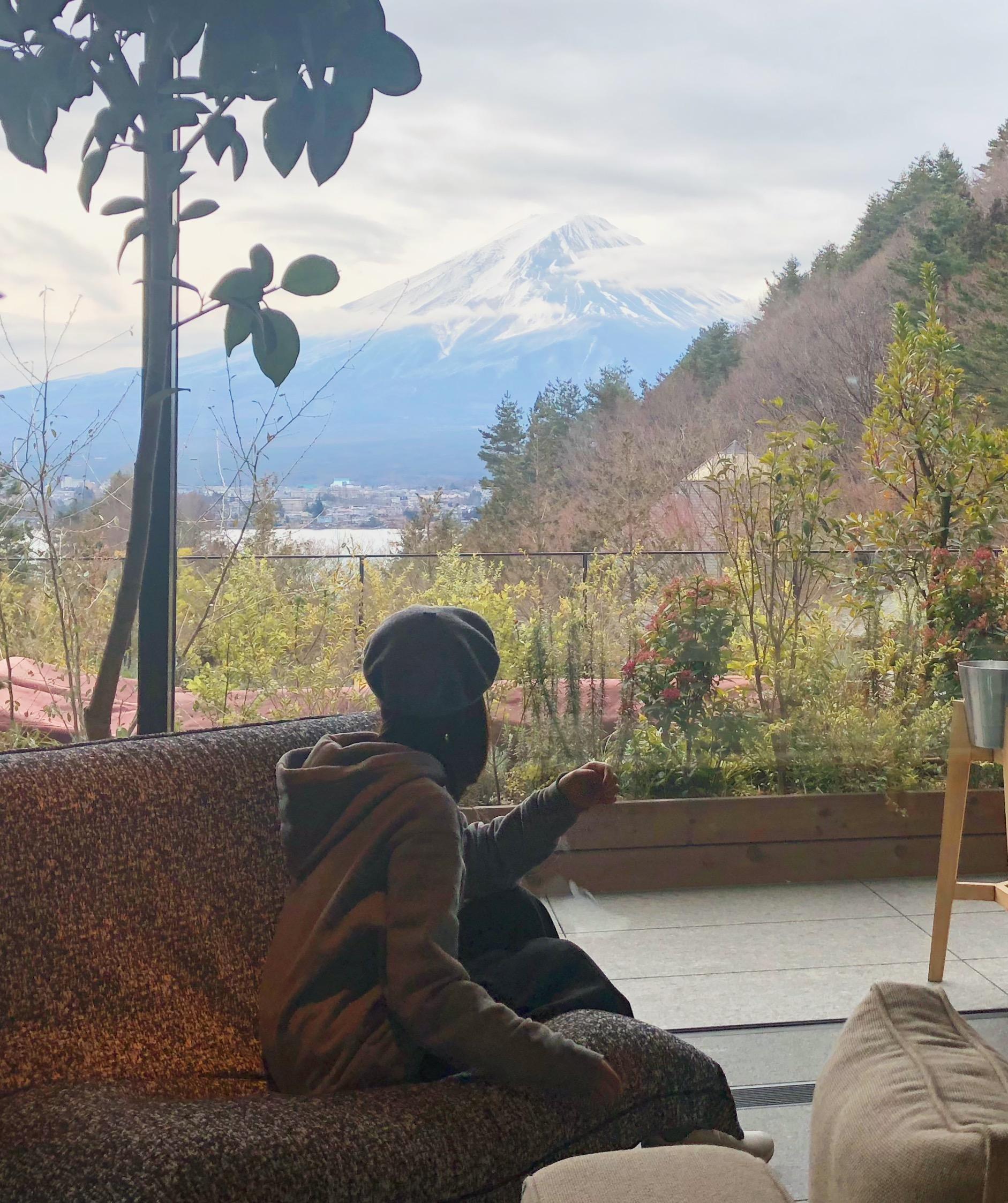 ふふ河口湖,FUFU河口湖,日本河口湖,日本飯店,河口湖住宿,河口湖飯店,日本旅遊,富士山,Mount Fuji