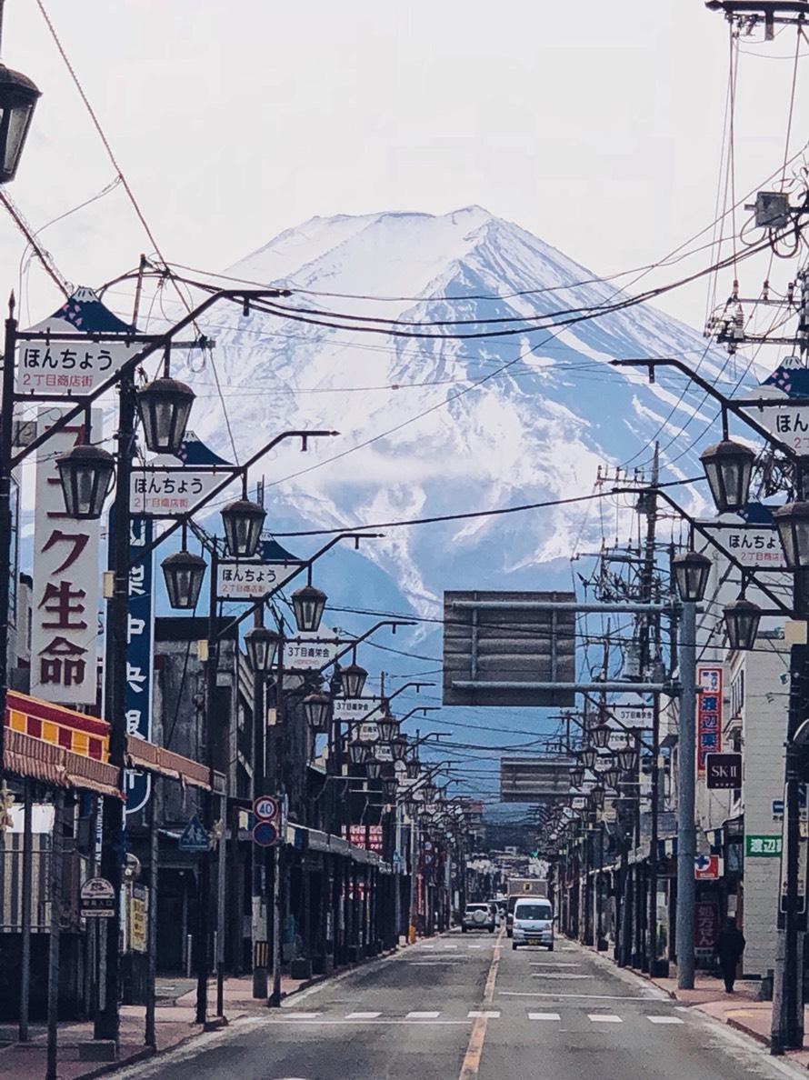 富士山,mountfuji,ふじさん,河口湖,吉田市,富士山老街